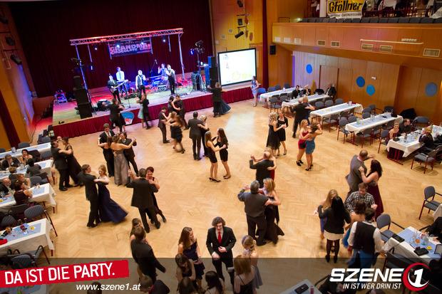 ... Shower-Ball - Maturaball des BG/BRG Wels :: Stadthalle Wels SZENE1.AT