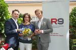 R9 präsentiert Fernsehmagazin Österreich Blick - Fotos M.Fellner