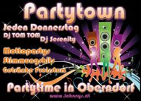 Partytown - Flirtnacht - neu in Oberndorf