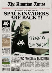 Space Invaders are back