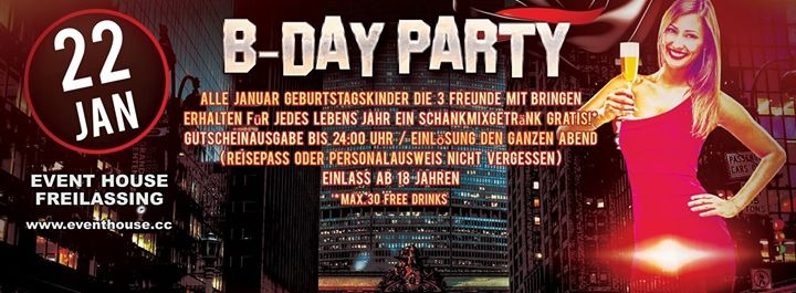 single party freilassing Lübeck