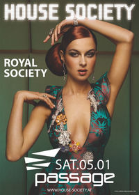 HouseSociety pres. Royal Society