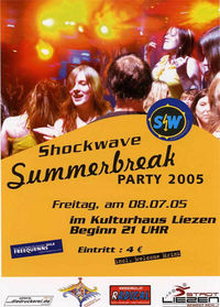 Summerbreak Party 2005