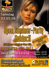 Open Summer Party Haiducii