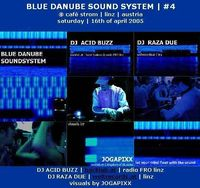 Blue Danube Soundsystem@Cafe Strom
