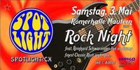 Spotlight - The Rock Night!