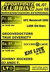 Sportplatz Clubbing 08@Birkenstadion Eferding