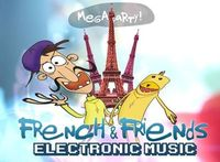 French and Friends