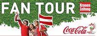 Coca Cola & Krone EM Fan Tour 2008 @Linzer Urfahranergelände