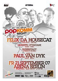 Popkomm Night