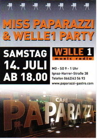 Miss PAPARAZZI & Welle1 Party