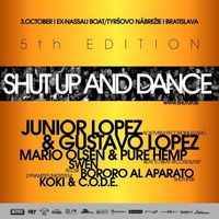 SHUT UP AND DANCE vol.5