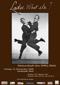 Maturaball WRG Wels- Ladies What Else?