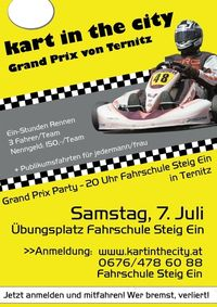 Kart in the City - GP von Ternitz