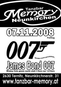 James Bond 007 Night