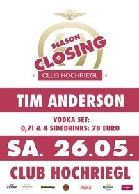 Club Hochriegl - Summer Break
