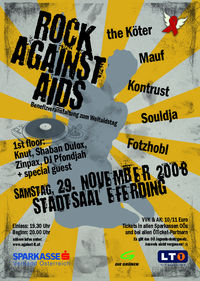 Rock against Aids@Stadtsaal