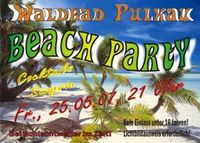 Beach Party Pulkau@Waldbad