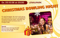 Christmas Bowling Night