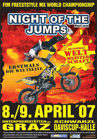 Night of the Jumps Graz