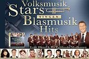 Volksmusikstars singen Blasmusikhits