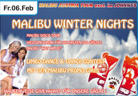 Malibu winter tour