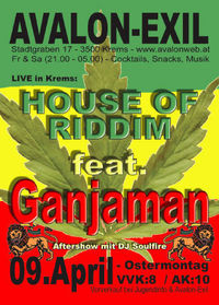 House of Riddim feat. Ganjaman