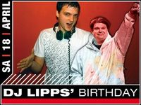 Dj Lipps Birthday