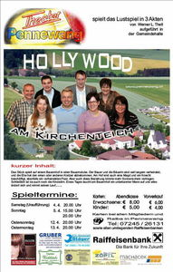 Hollywood am Kirchenteich