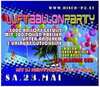 5000 Luftballons gefüllt mit 100 tollen Preisen!