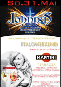 Martini Terrazza - Italoweekend