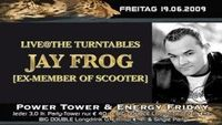 Jay Frog - live @ the turntables