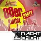 Antenne Vorarlberg 80er Kulthit-Party