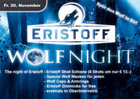 The Eristoff Wolf Night