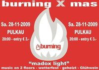 Burning Xmas@Rieckareal