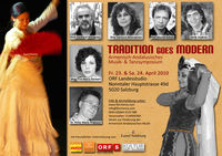 Tradition goes Modern - Armenisch-andalusisches Musik- & Tanzsymposium