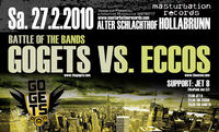 The Gogets vs. Eccos