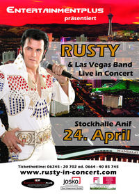 Rusty & Las Vegas Band - Live in Concert