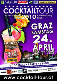 Cocktail-Tour Graz
