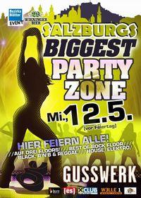 Salzburgs Biggest Partyzone No3
