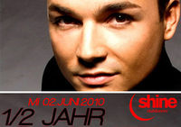1/2 Jahr Shine Club with Insulin Junky@Shine