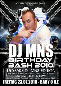 DJ MNS Birthday Bash 2010