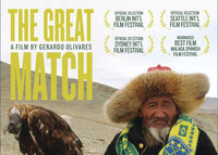 Filmabend: The Great Match