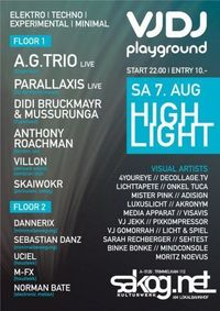 Playground VJDJ Camp - High Lite