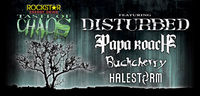 Taste of Chaos feat. Distrubed, Papa Roach, Buckcherry