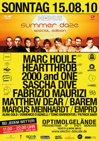 Summer Daze Special Edition 2010