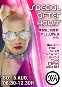 Special After Hours (28h Parade Festival)