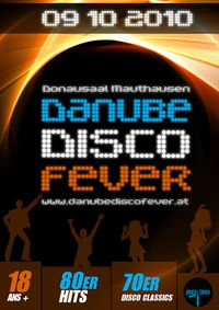 Danube Disco Fever 2010