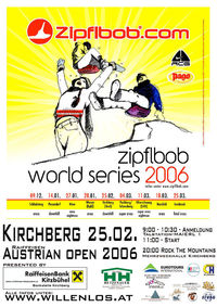 Zipflbob Austrian Open 2006