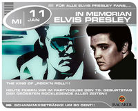 In Memorian Elvis Presley